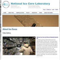 U.S. National Ice Core Laboratory