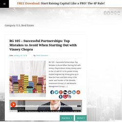 RSN Property Group: Investing in the U.S.
