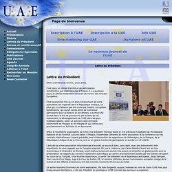 European Lawyers' Union - www.uae.lu