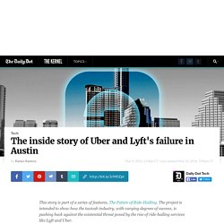 How Uber and Lyft lost Austin