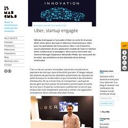 Uber, startup de combat