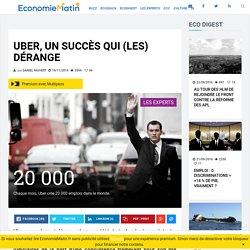 Uber, un succès qui (les) dérange