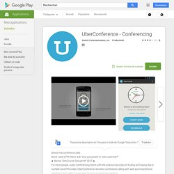 UberConference - Conferencing