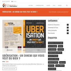 Ubérisation : Observatoire et Assises de l'Ubérisation