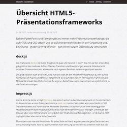 Frederic Hemberger - Web-Entwickler und Berater aus Köln
