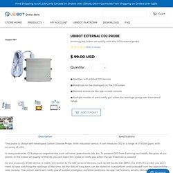 Ubibot External CO2 Probe - UbiBot Online Store