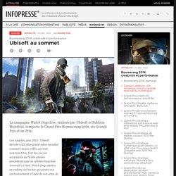 Ubisoft au sommet