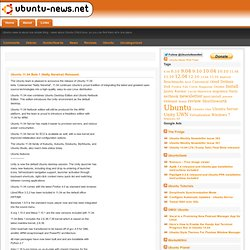 Ubuntu 11.04 Beta 1 (Natty Narwhal) Released. | Ubuntu-News - Your one stop for news about Ubuntu