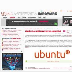 Ubuntu 15.04 Vivid Vervet arrive aujourd'hui