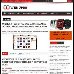 ubuntu Web Upd8: Ubuntu / Linux blog