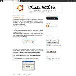Ubuntu Live USB