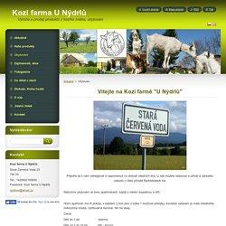 Kozí farma U Nýdrlů