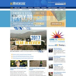 UC Riverside: Home