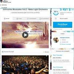 Uchronies Musicales Vol.2 - Neko Light Orchestra