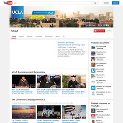 UCLA's Channel