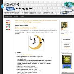 ucos Blogger Tr