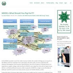 Udacity Archives - No-Pay MBA