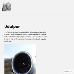 Udaipur – Les Pamynouches au Gujarat