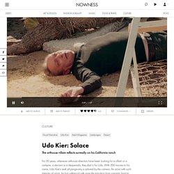 Udo Kier: Solace
