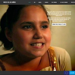 UE & UNICEF - Voces de los niños