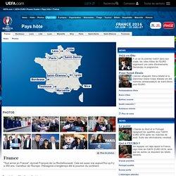 France pays hôte