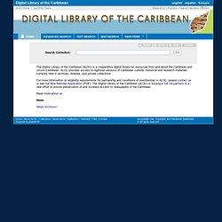 UFDC Bibliothèque Numérique des Caraïbes (dLOC)