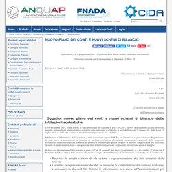 Uffici ANQUAP - Contabilità