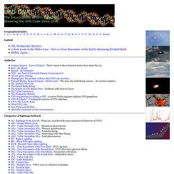 UFO DNA - Breaking the UFO Code