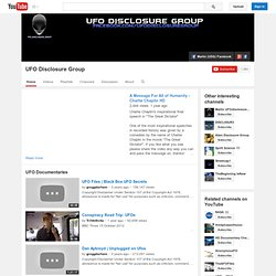 UFOdisclosureGROUP