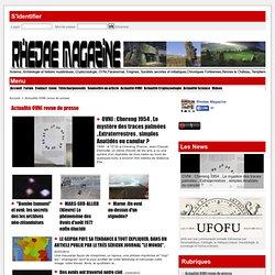 Ufologie, OVNI,ufo,video,revue de presse,photo,news,actualités,et,ebe,