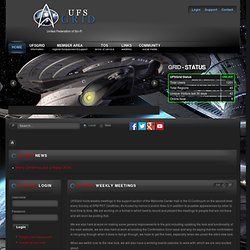 UFSGrid - Star trek themed Virtual World