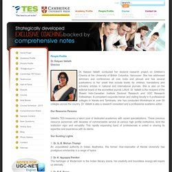 Ugc net coaching People Profile
