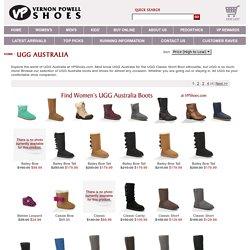 information Ugg Australia