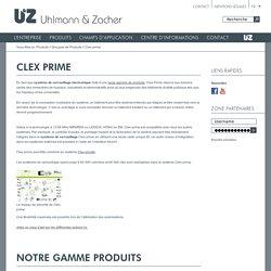 Uhlmann & Zacher GmbH: Clex prime