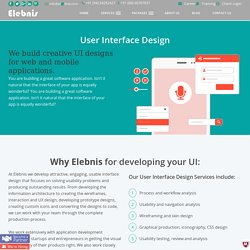 UI Design Services