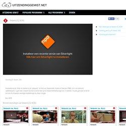 Netwerk (EO, NCRV) uitgezonden op 05 Oktober 2006 op Nederland 1