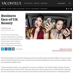 Review of UK beauty industry 2014