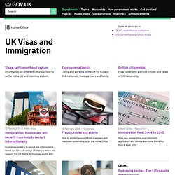 UK Ancestry - visa application guide