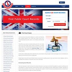 UK Court Cases