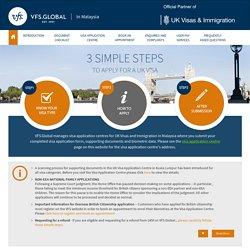 UK Visa Information - Malaysia