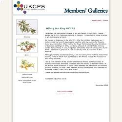 UKCPS - Hilary Buckley
