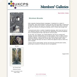UKCPS - Nicolson Brooks