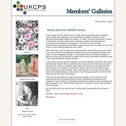 UKCPS - Robin Borrett