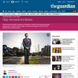 Ukip: the battle for Britain