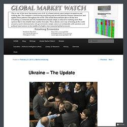 Ukraine – The Update