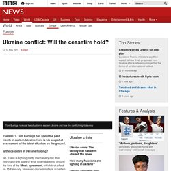 Ukraine conflict: Will the ceasefire hold?