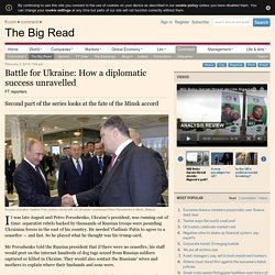 Battle for Ukraine: How a diplomatic success unravelled