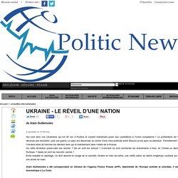 UKRAINE - LE RÉVEIL D'UNE NATION
