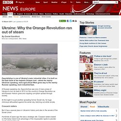 Ukraine: Why the Orange Revolution ran out of steam