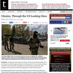 Ukraine, Through the US Looking Glass